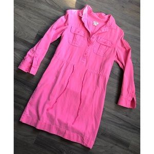J Crew Shirt Dress